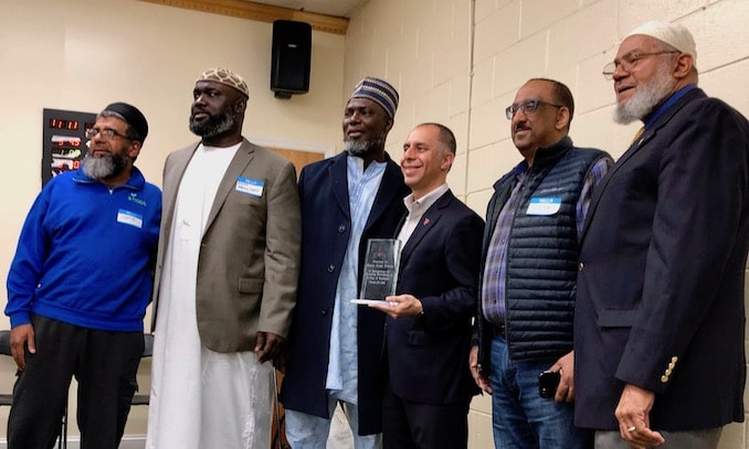 Rhode Island Islamic community embraces Mayor Elorza's kindness initiative