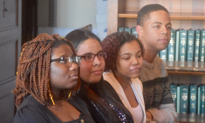 Photo for Young Voices RI produces report addressing racial disparities in Providence Public Schools