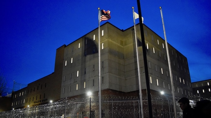Photo for Judge orders that ICE detainees can be held at the Wyatt