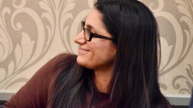 Photo for Dr Mona Hanna-Attisha scientist-hero of the Flint water crisis, comes to Rhode Island