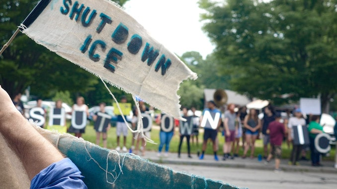 Photo for Selene Means: Photos from the Rally Against ICE