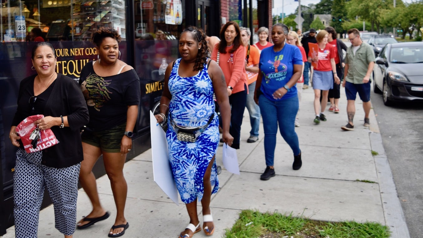 Photo for Lock Arms for Peace: Providence needs to reopen unsolved murders