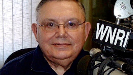 Photo for WNRI radio host John Dionne identifies himself as a white nationalist on the air