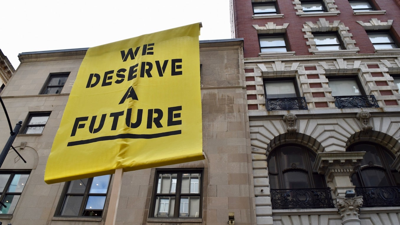 Photo for The fight for Rhode Island's Green New Deal begins in the General Assembly