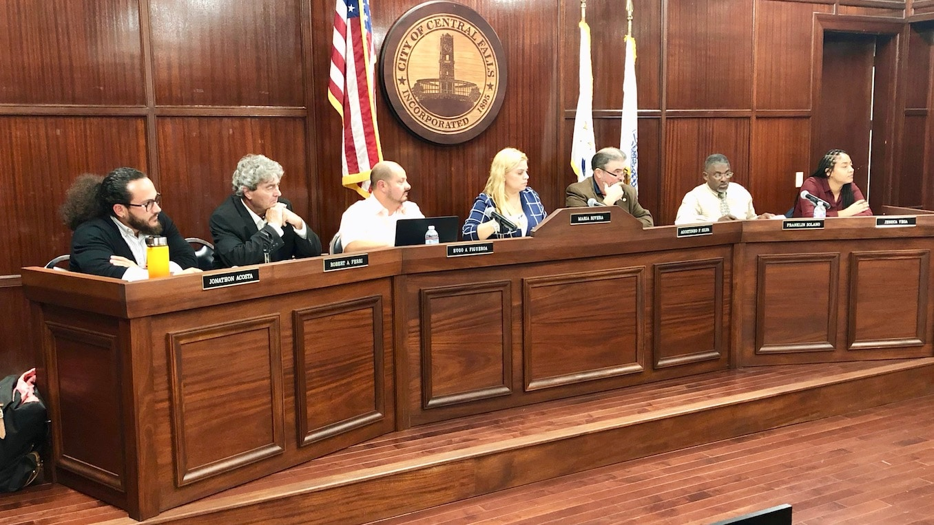 Photo for Central Falls City Council creates Affordable Housing Fund