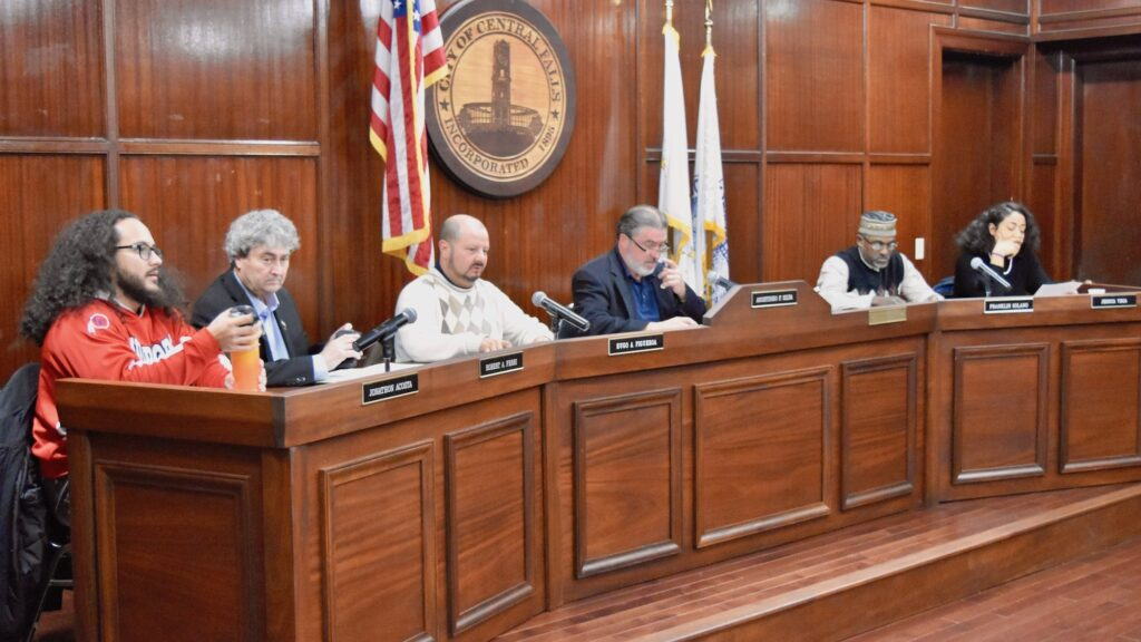 Central Falls passes Community Policing and Immigration ordinance to codify protections from ICE