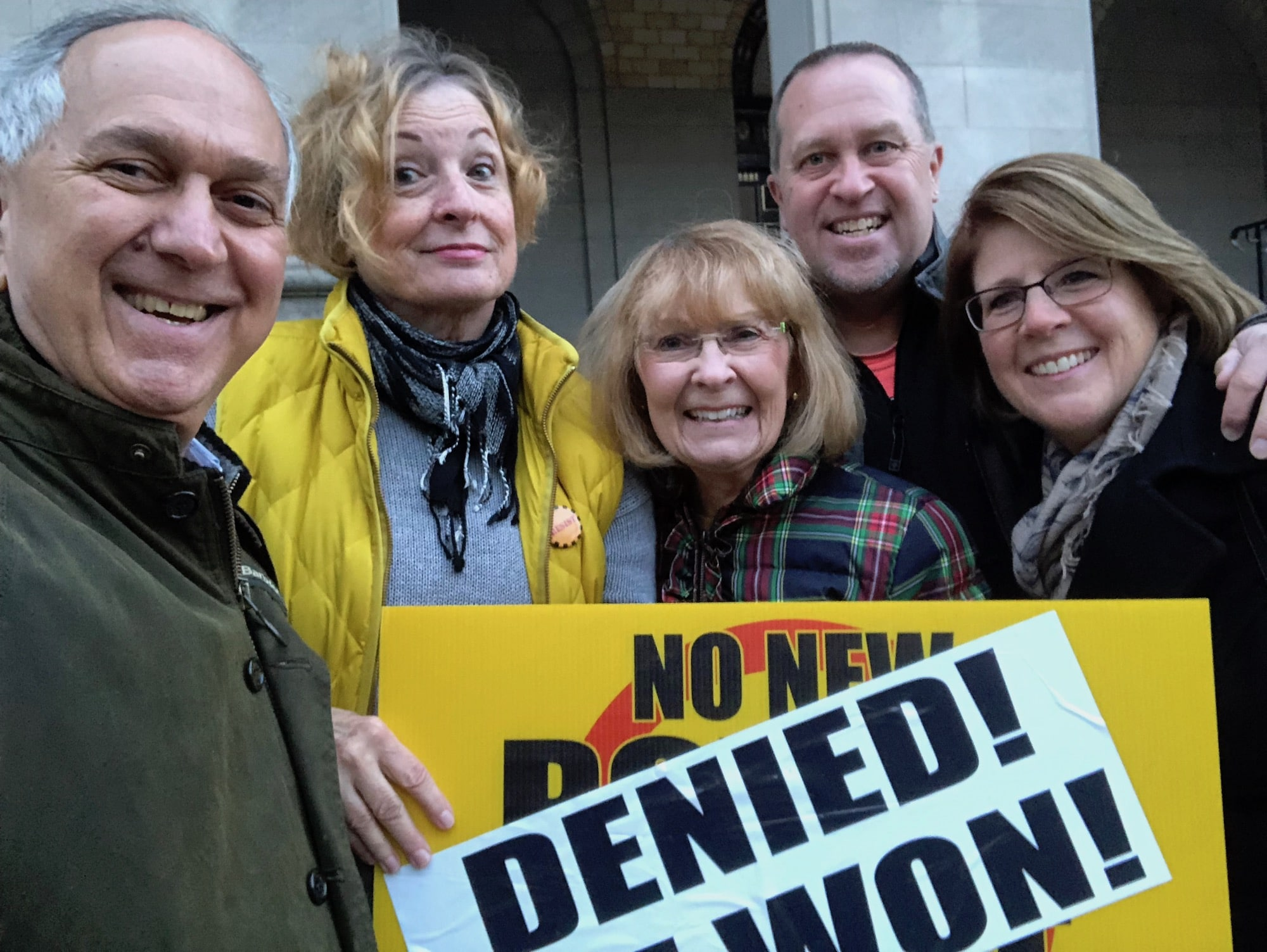 Photo for Invenergy declines to appeal. Their proposed power plant is dead.