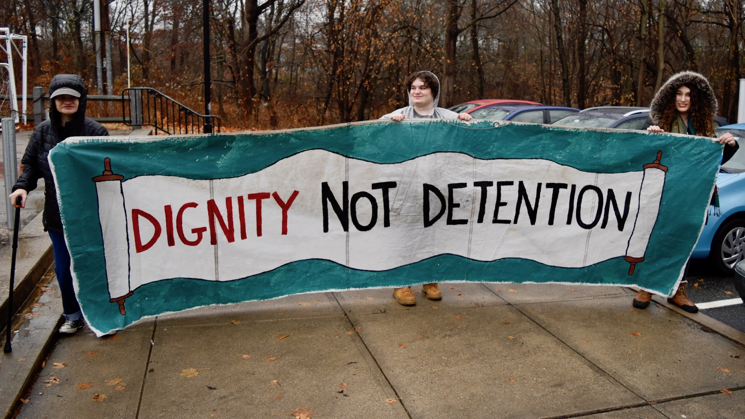 Photo for Judge grants motion for ICE detainee bail hearings at Wyatt