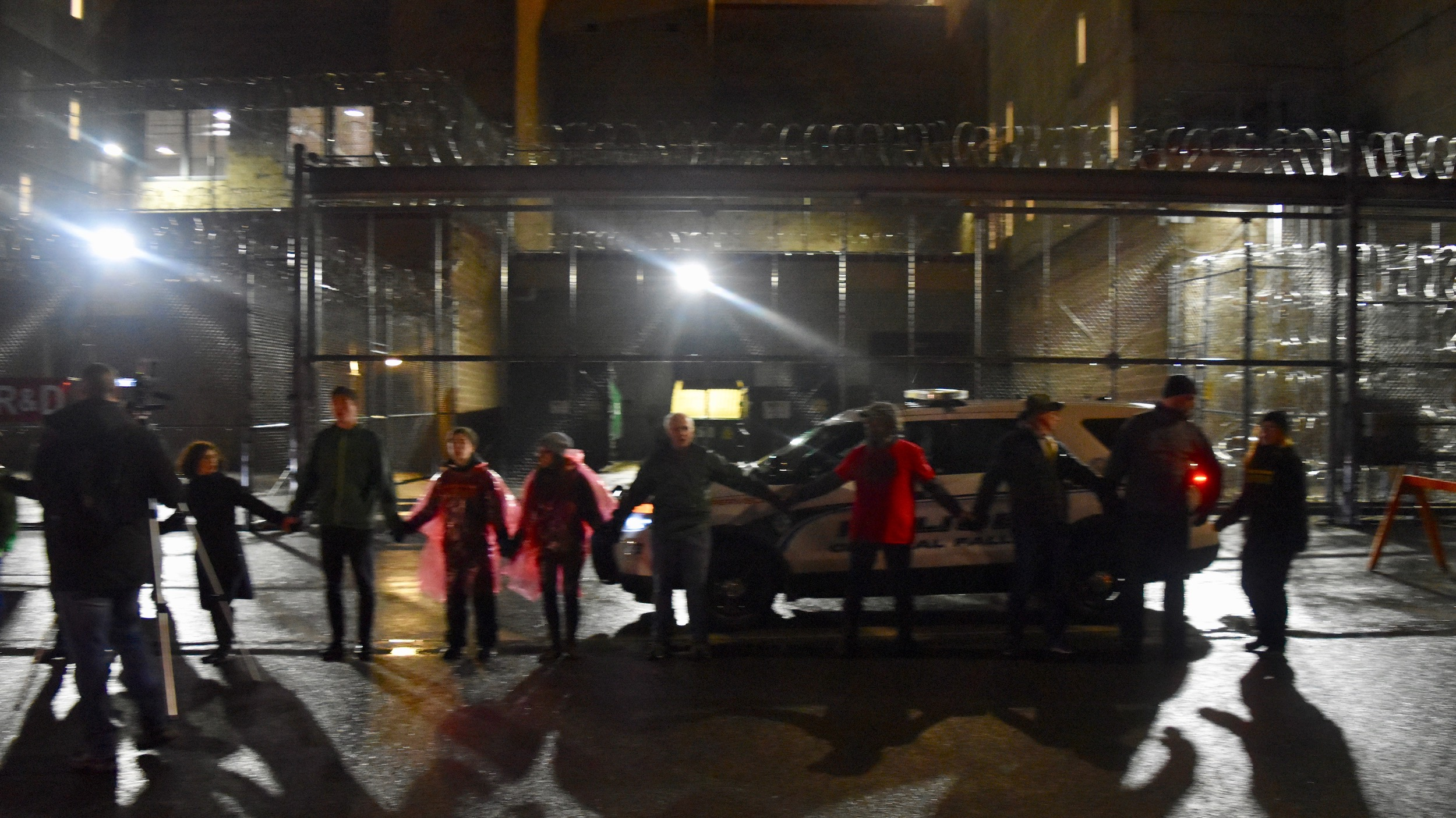 Photo for ACLU class-action lawsuit seeks release for all ICE detainees at Wyatt Detention Center