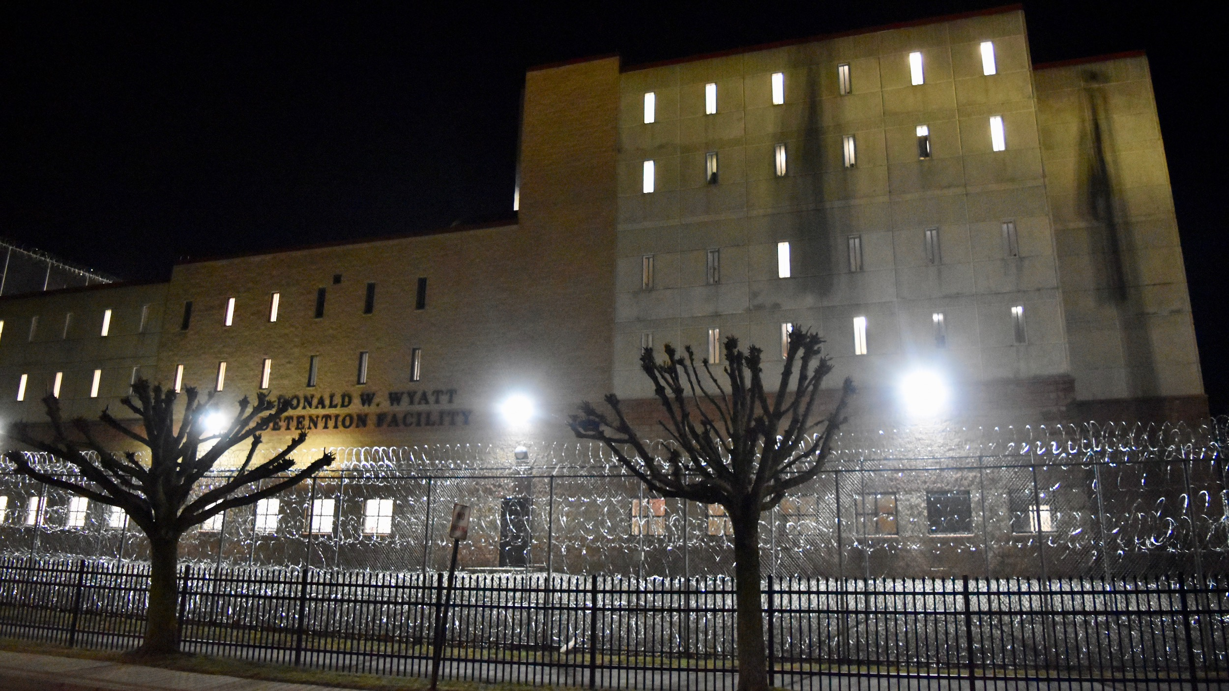 Photo for Judge orders immediate release of two health compromised ICE detainees from Wyatt during pandemic