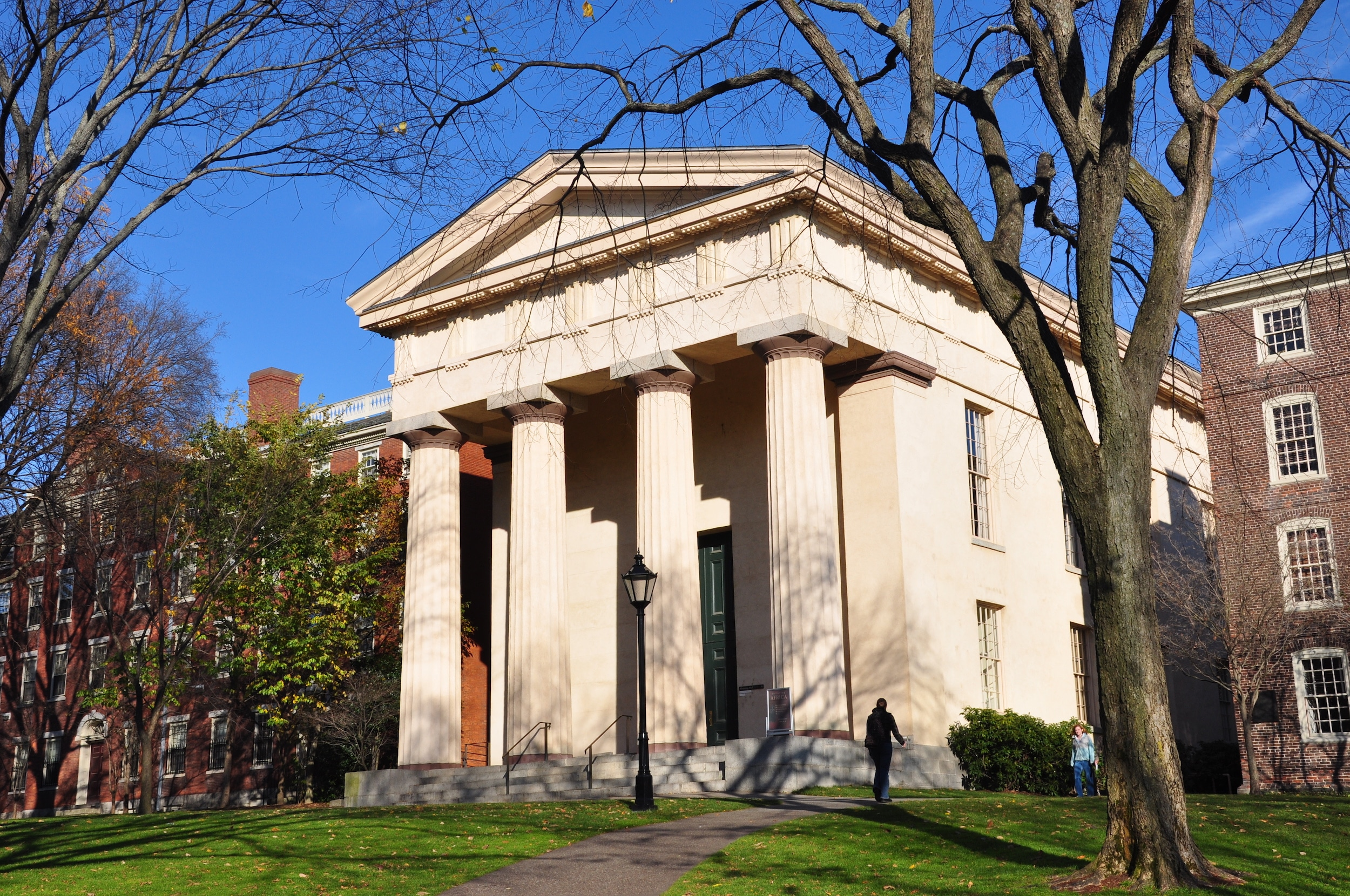 Photo for Brown University responds to divestment vote