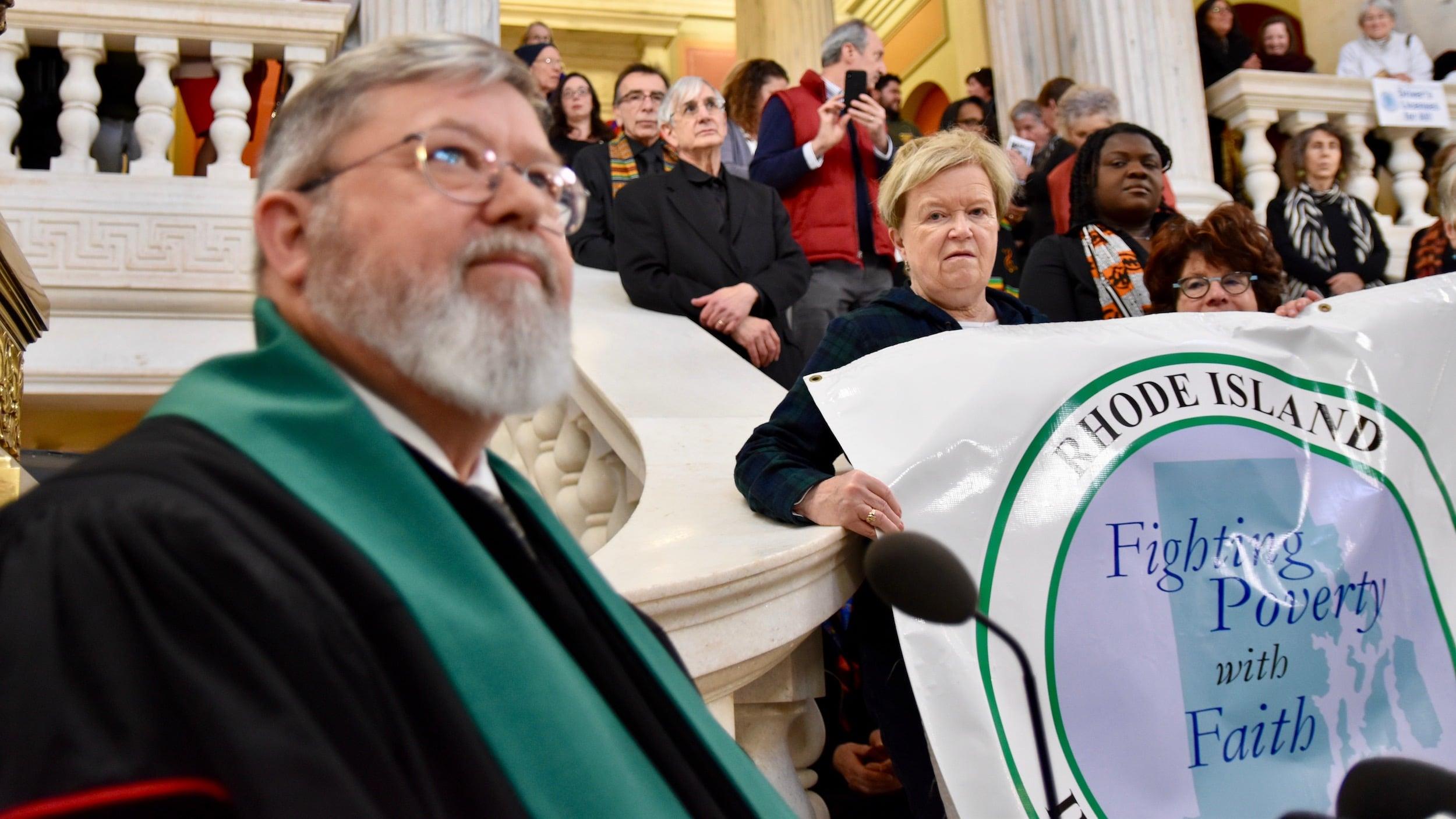 Photo for 12th Annual Fighting Poverty with Faith Vigil launches anti-poverty legislative agenda
