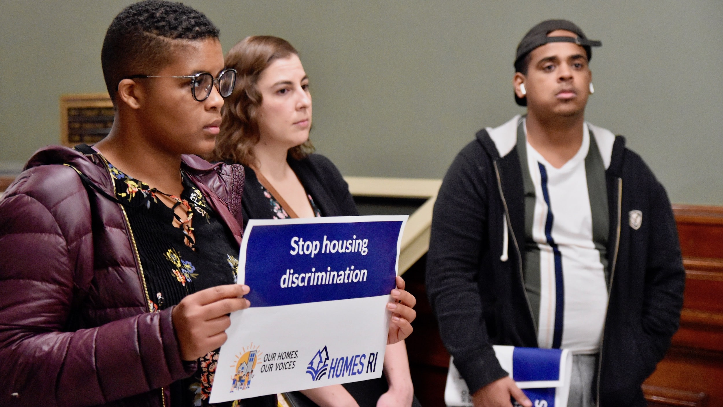 Photo for RI Senate District 6 Candidate Tiara Mack's statement on affordable housing