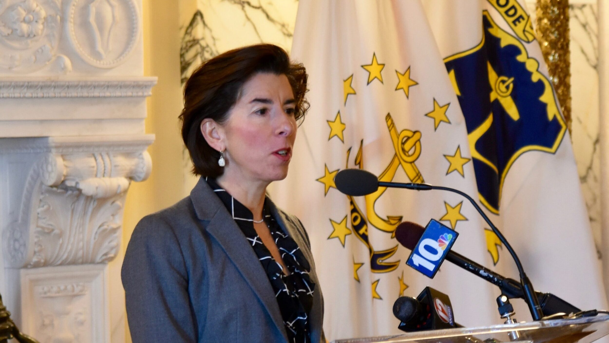 Photo for Governor Raimondo sets goal for 100% renewable electricity by 2030