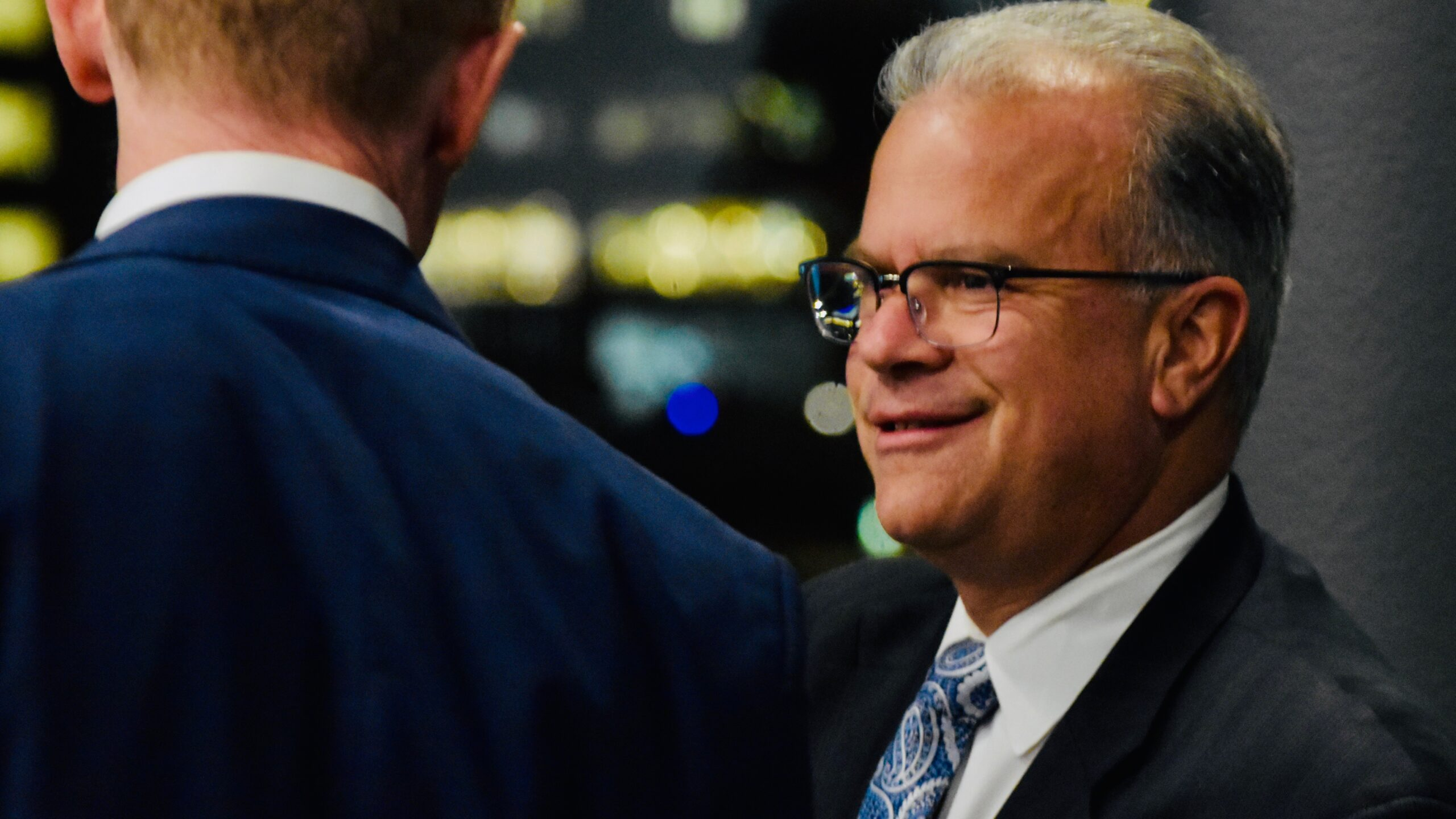 Photo for Speaker Mattiello says there's nothing Rhode Island can do about climate change