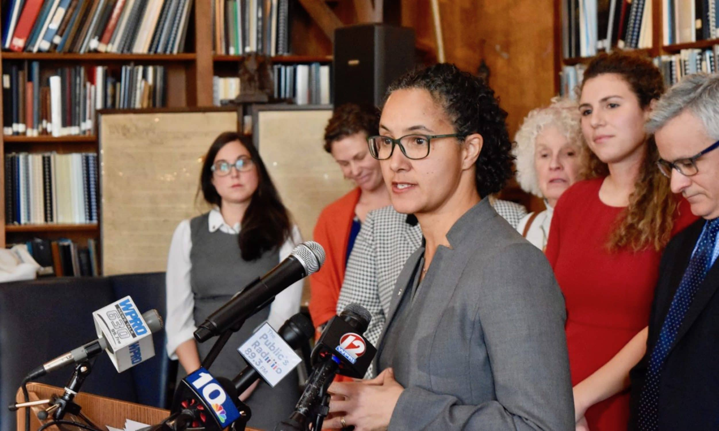 Photo for LGBTQ Action RI calls for New Leadership in the RI General Assembly