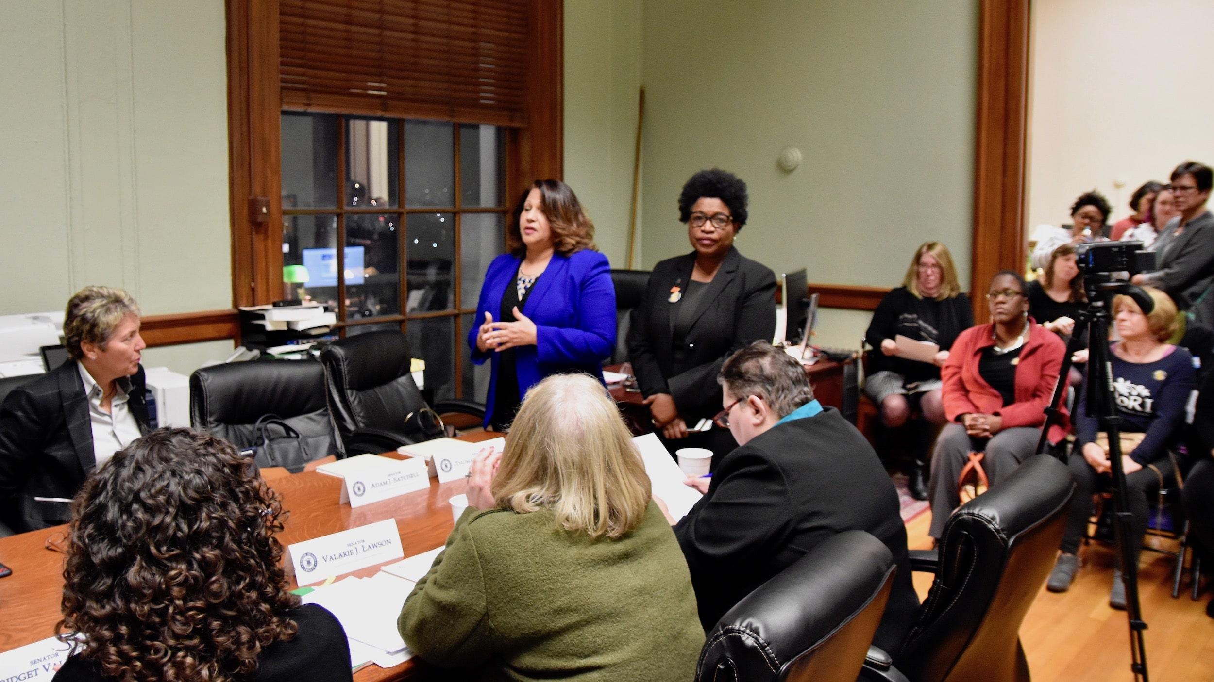 Photo for Senate Bill aims to decrease Rhode Island's Black maternal mortality crisis