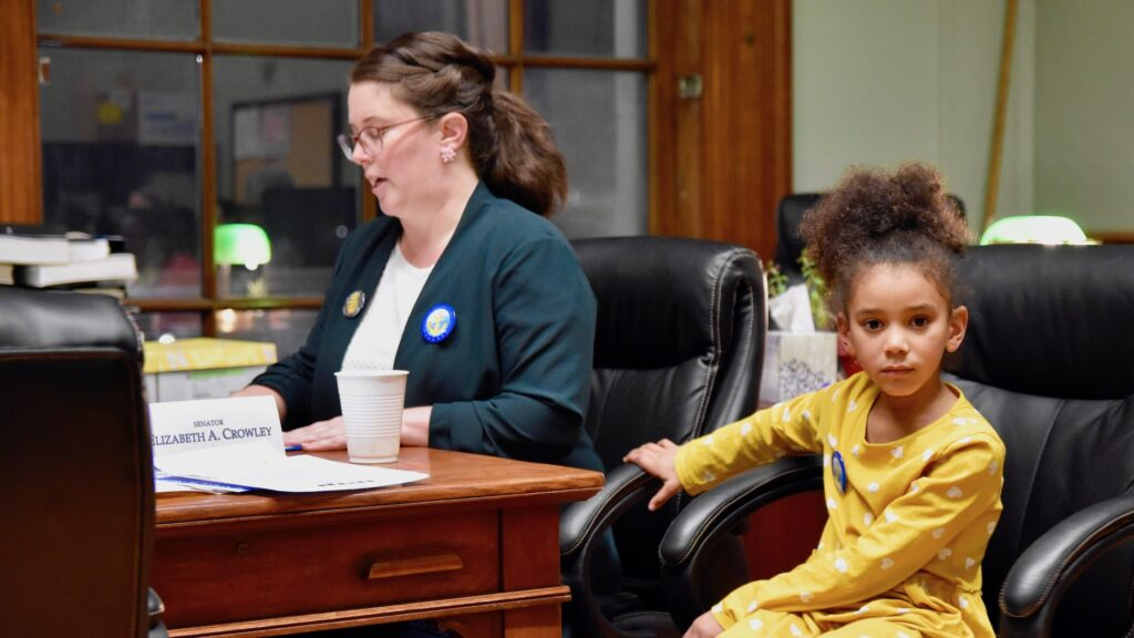 Rhode Islanders for Parentage Equality cheers unanimous Senate passage of Rhode Island Parentage Act