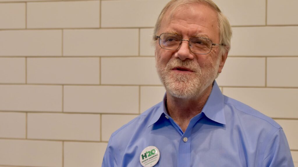 An interview with Green Party presidential hopeful Howie Hawkins
