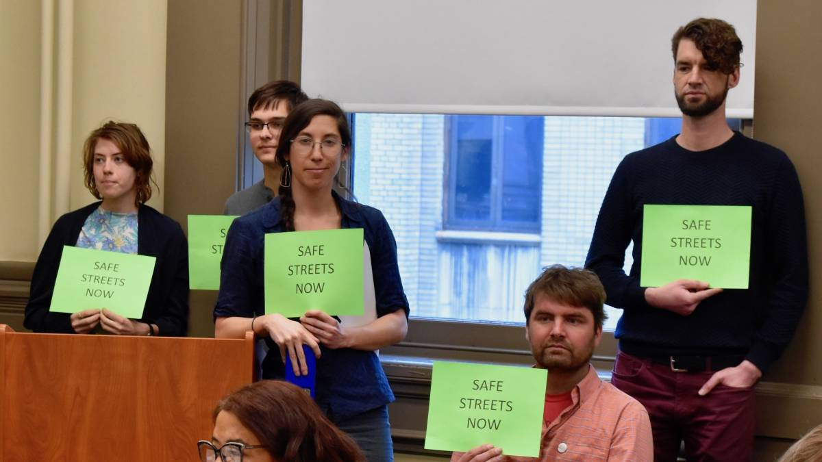 PVD City Council pushes back against Great Streets Initiative