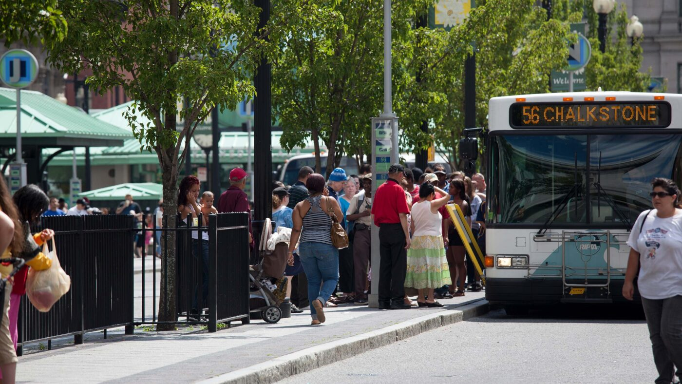 Raimondo's multi-hub bus plan violates principles in the Transit Master Plan her administration just approved