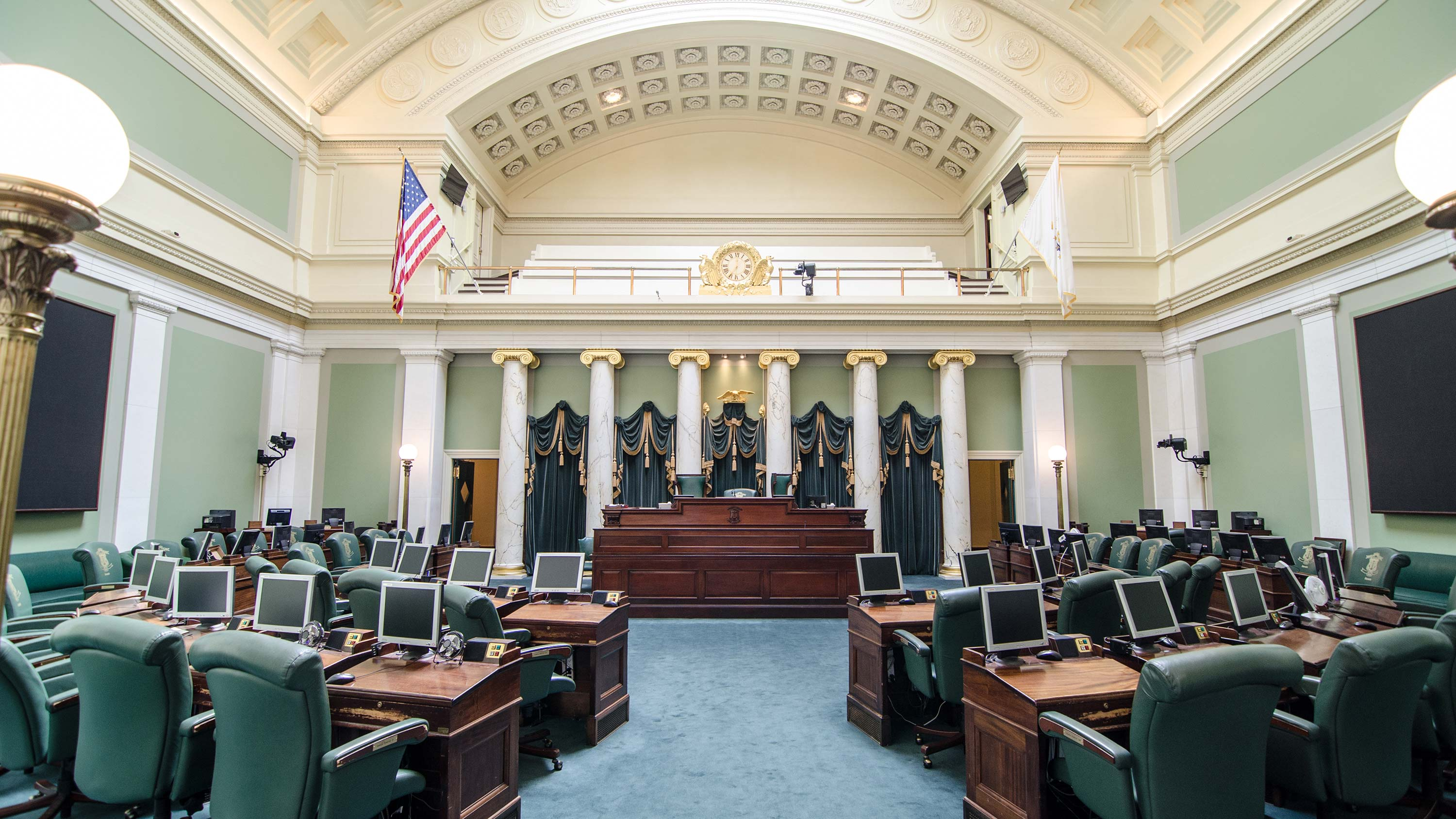 Photo for Jackie Goldman: The General Assembly needs more democracy