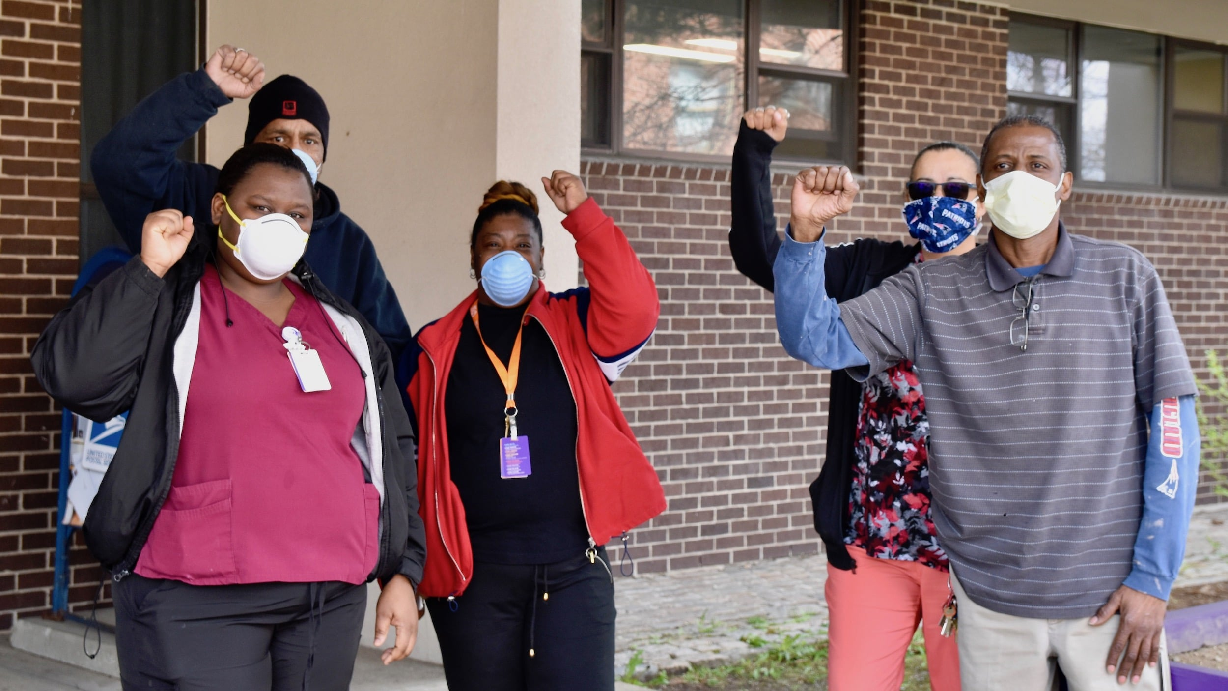 Photo for Two more nursing homes announce strike deadlines amid National Strike for Black Lives