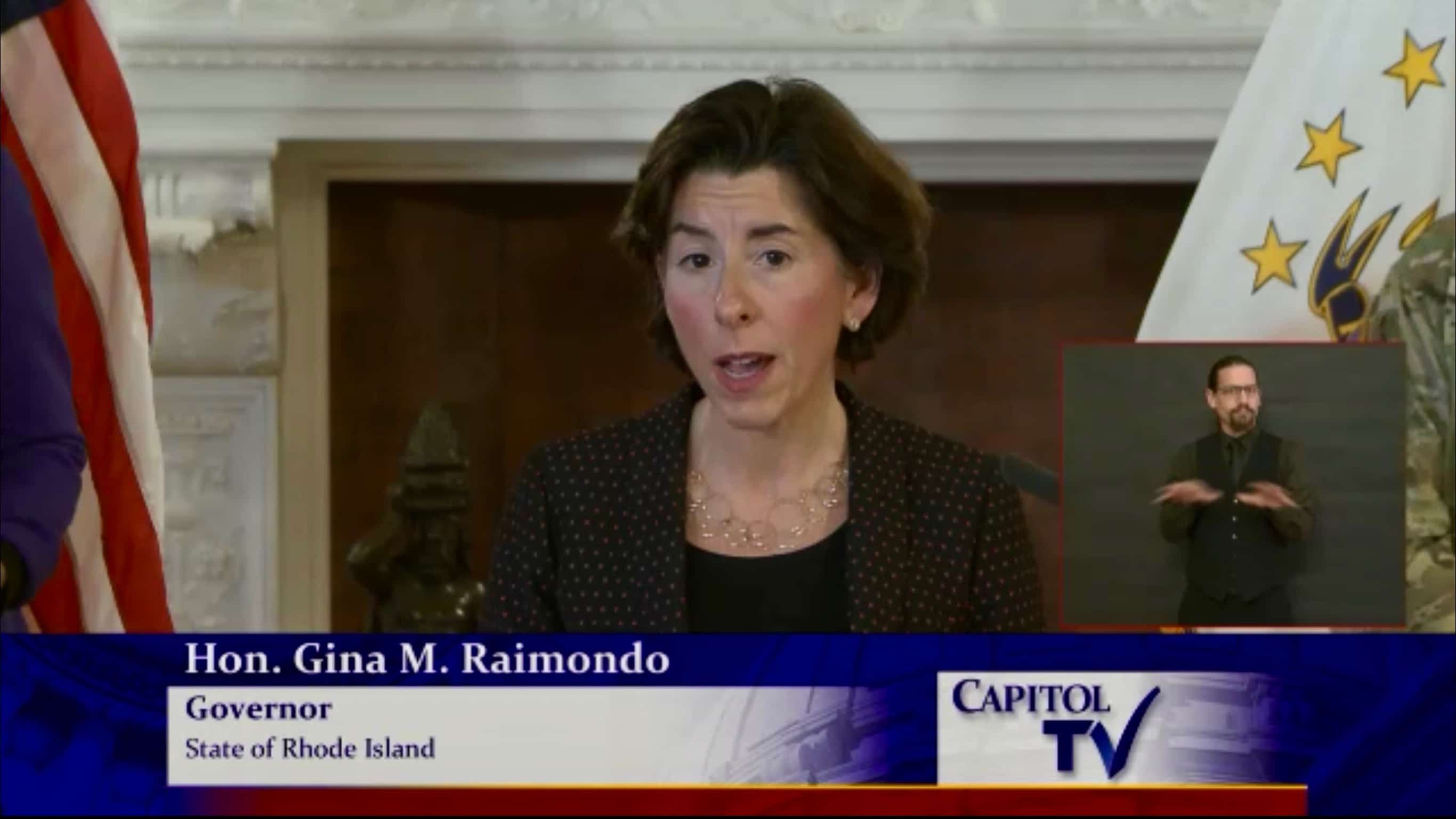 Photo for Governor Raimondo: Enough has been done to reduce prison population during pandemic
