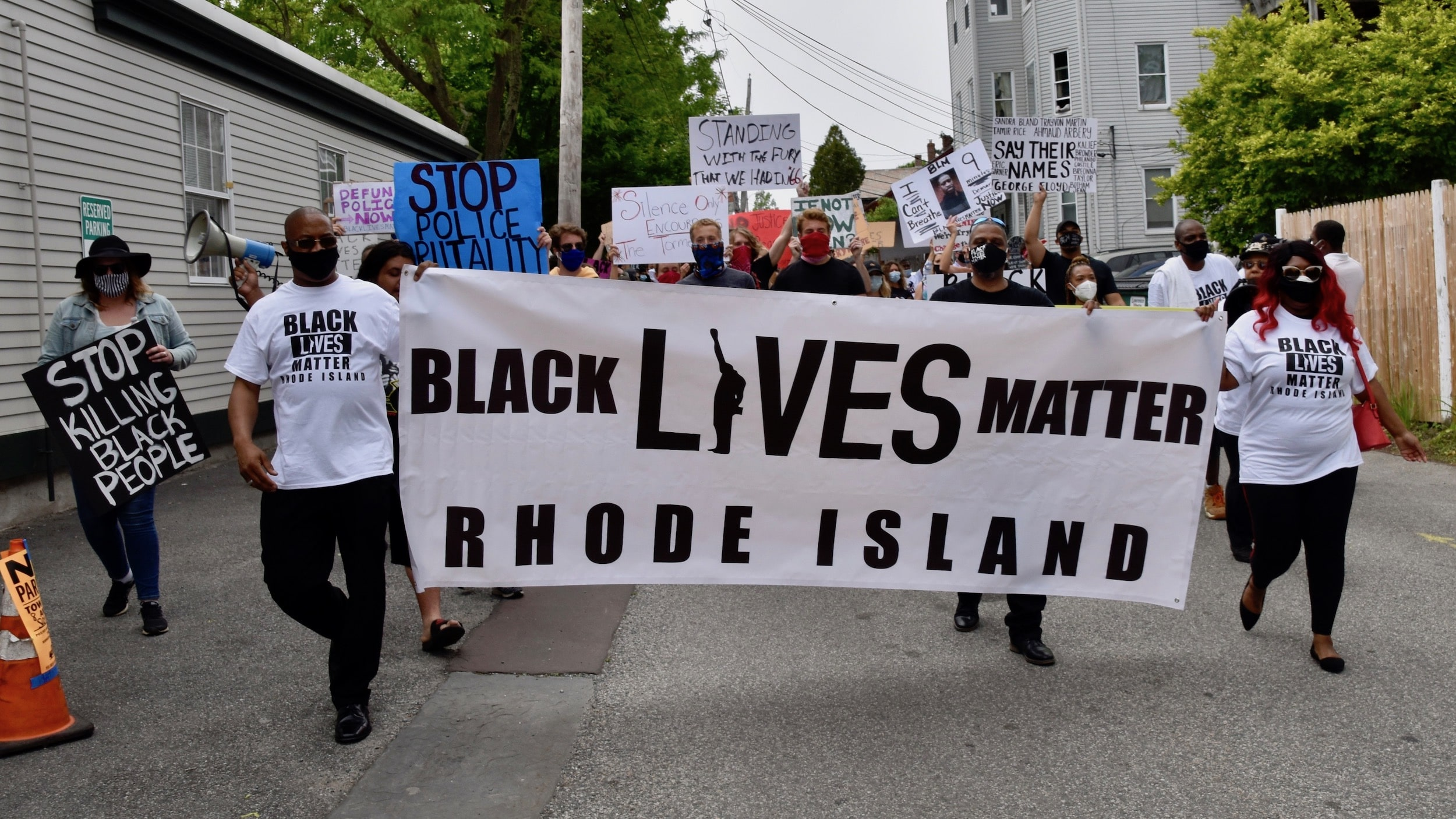 Photo for Black Lives Matter RI launches PAC