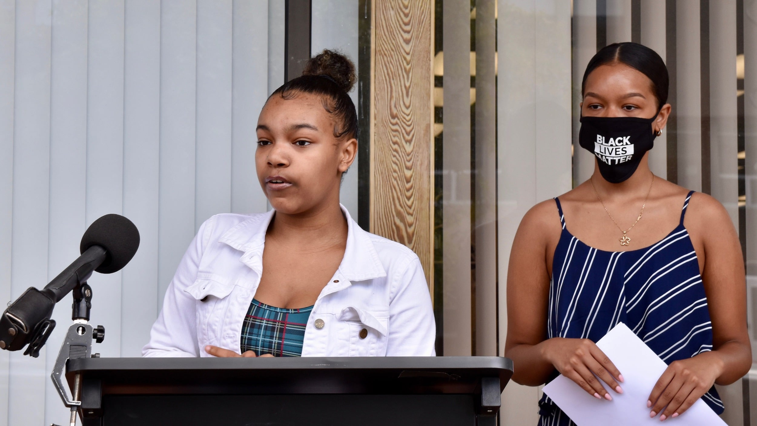 Photo for Youth led group Gen Z: We Want to Live plans protest for Sunday in Providence