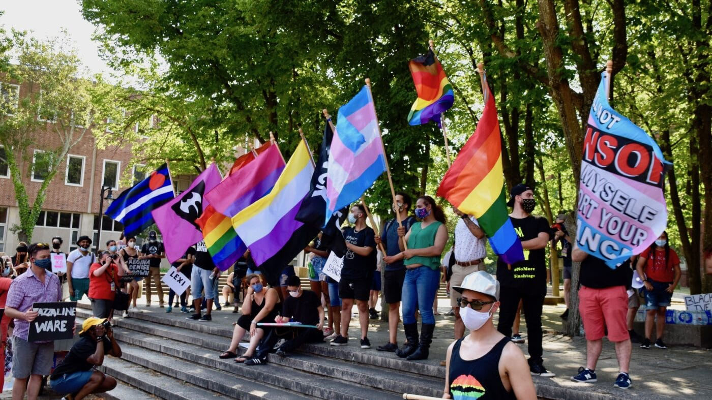 General Assembly bill to end discriminatory process of solemnizing marriages is a moment for Pride