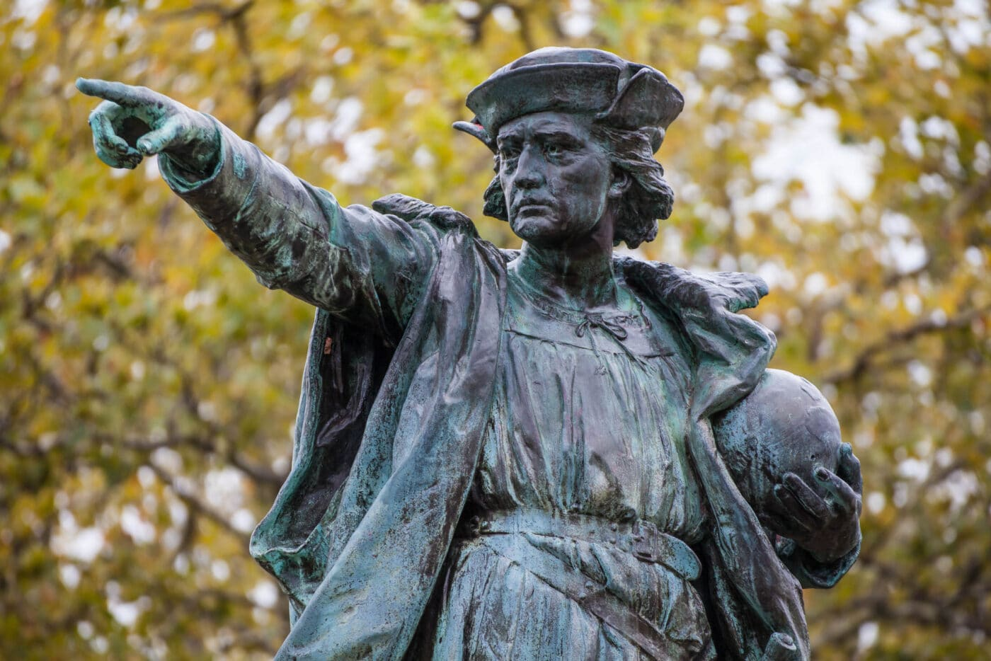 Commemorative Works Committee recommends permanent removal of Columbus statue