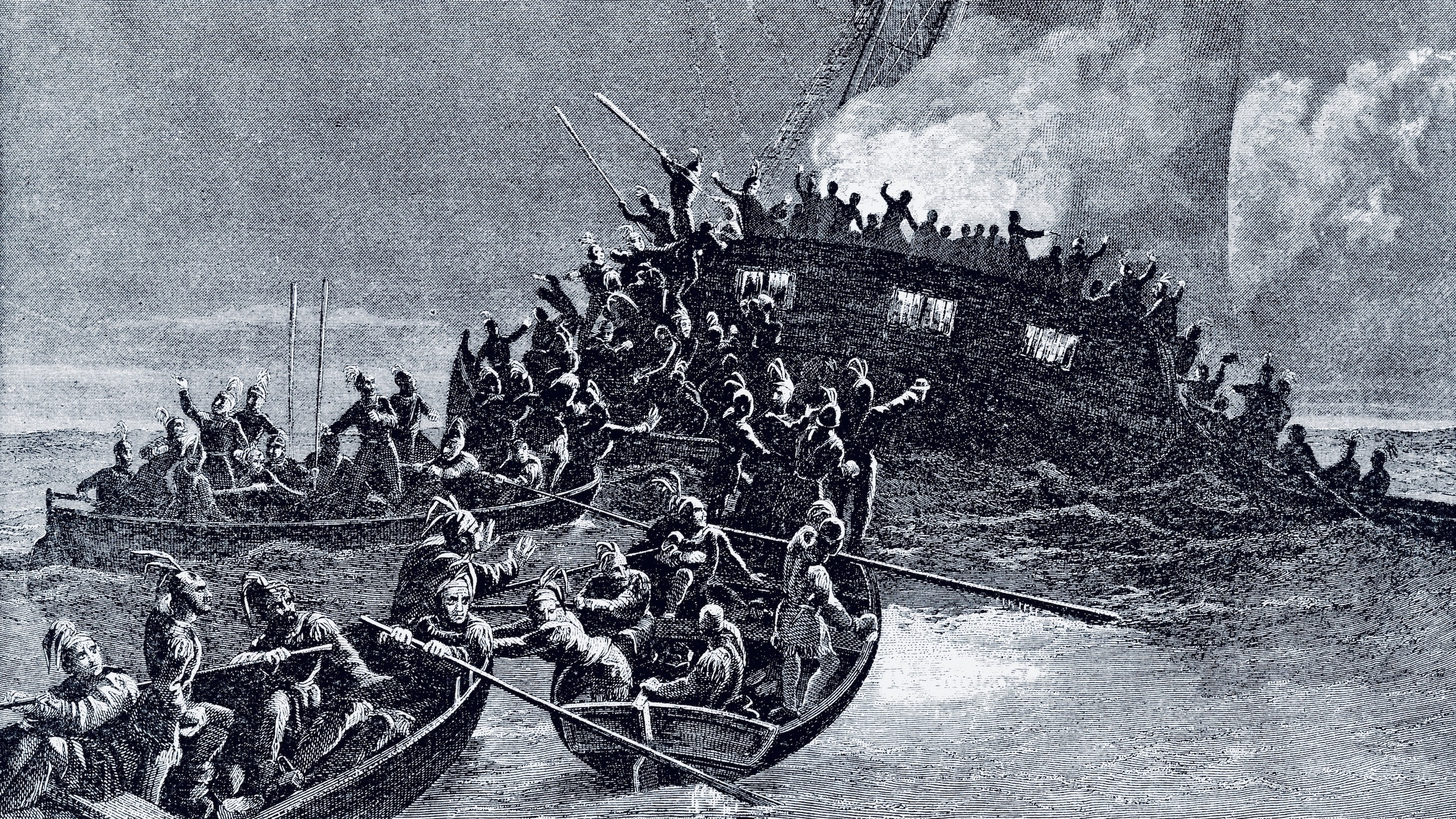 Photo for The Gaspee Affair was about the business of slavery