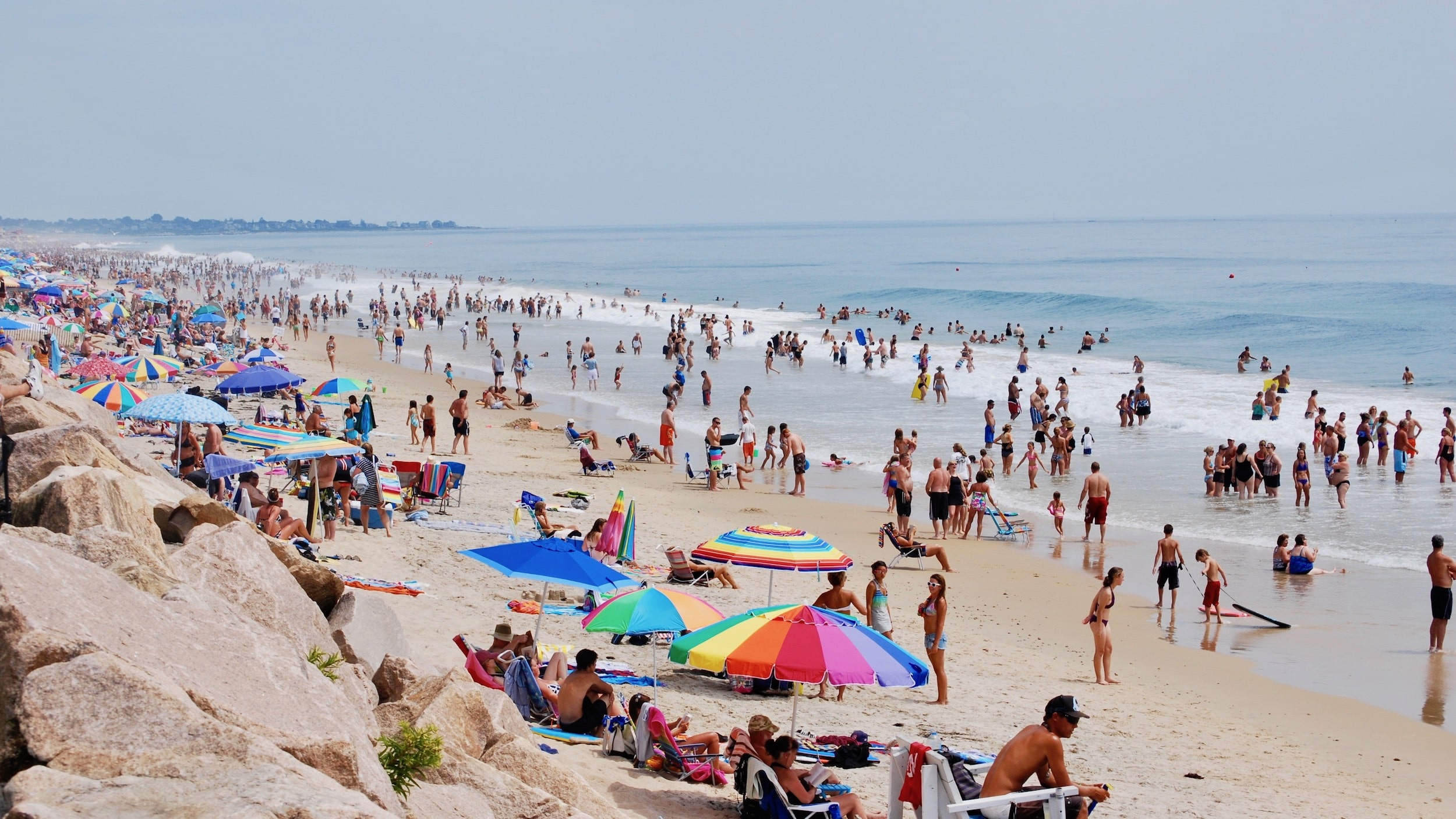 Photo for For transit riders, the beach is out of reach