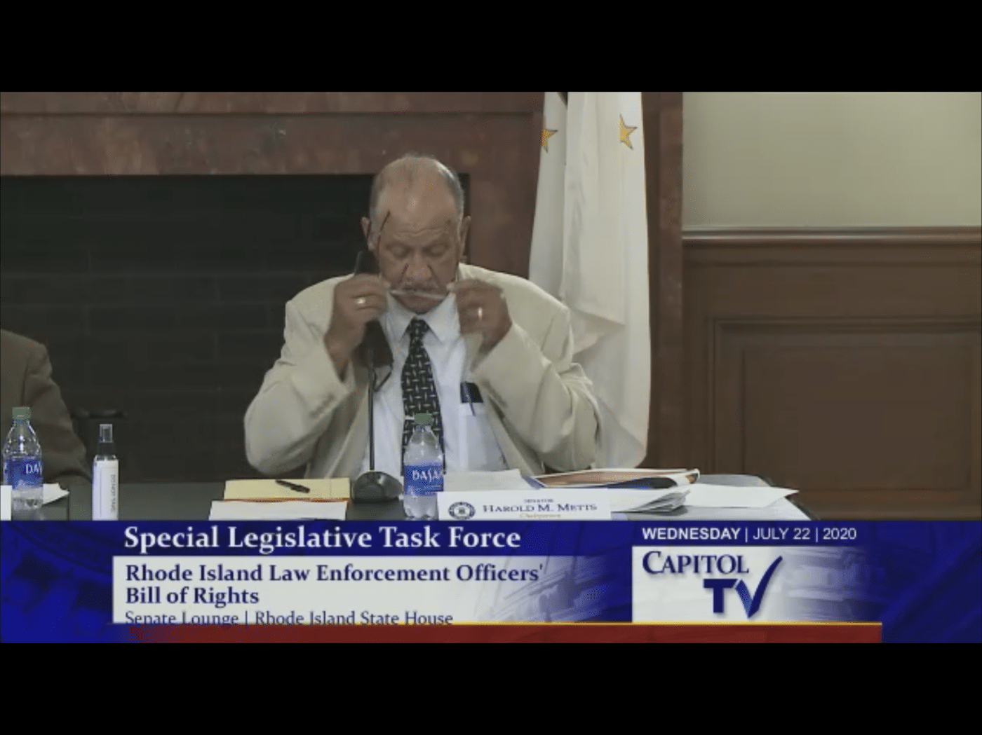 Reform or Repeal? The Senate LEOBoR Task Force holds first meeting