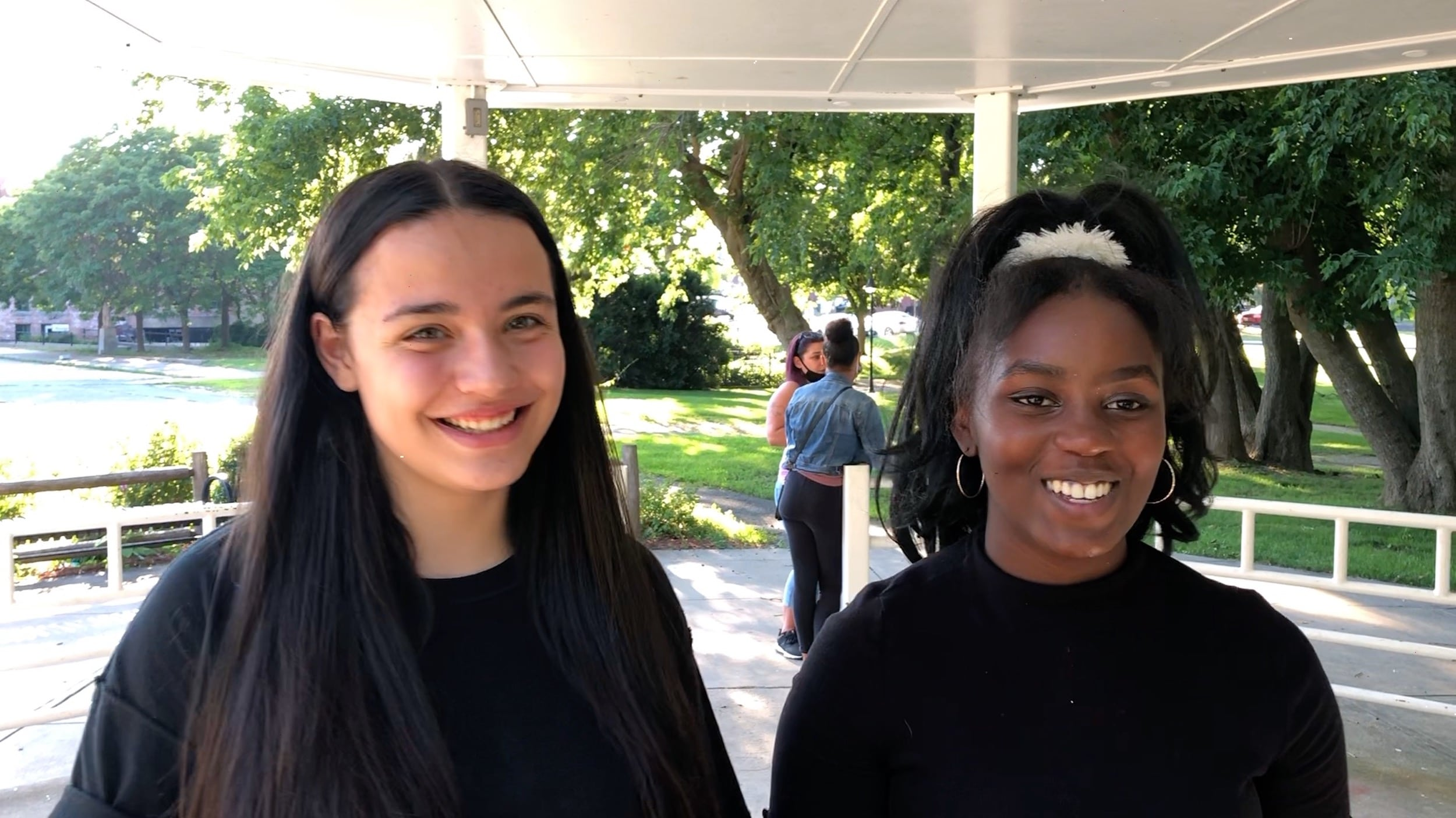 Photo for Teen activists launch Silence is Violence: 401 in Woonsocket