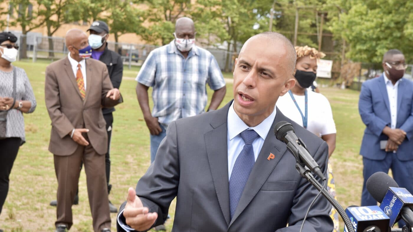 Elorza announces comprehensive review of Public Safety Dept in Providence