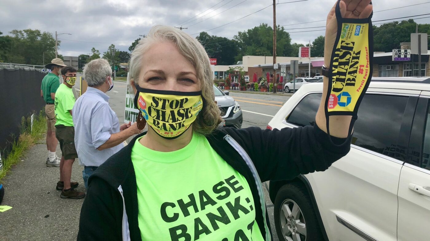 Chase Bank continues to expand in RI, continues to fund climate change