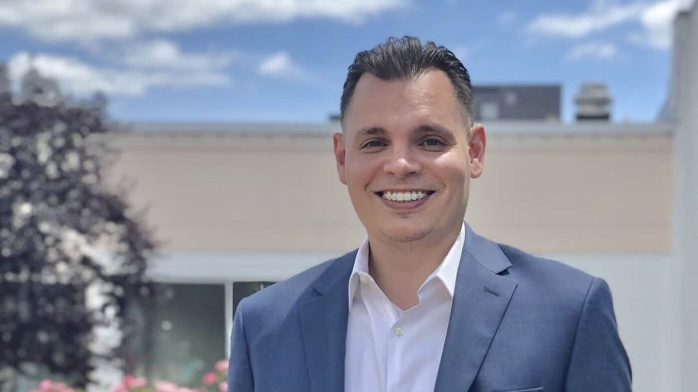 An interview with House District 16 candidate Brandon Potter