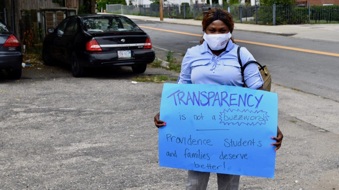 Parents demand transparency and options around school reopening