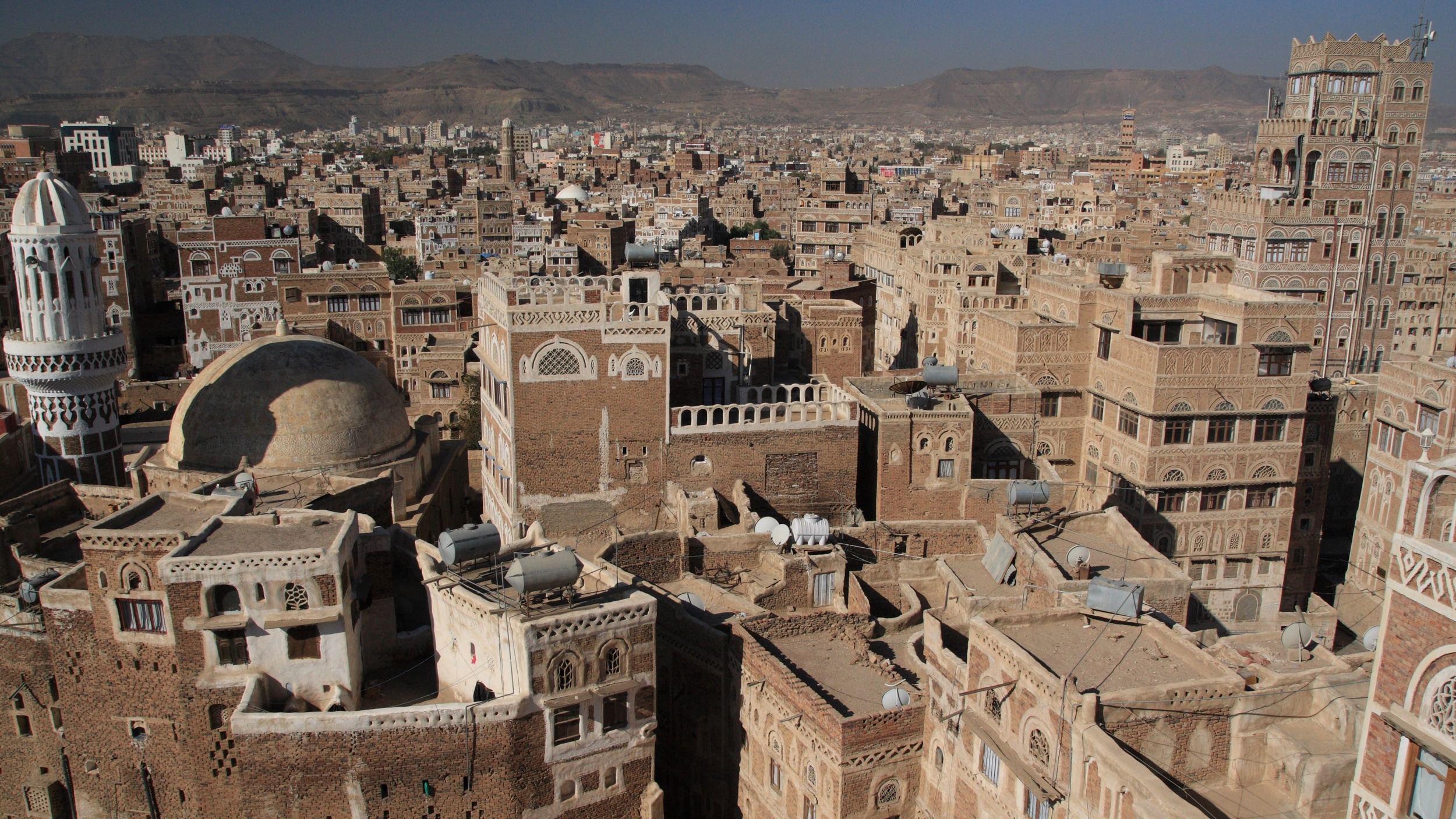 Photo for Conditions in Yemen before the arrival of the coronavirus