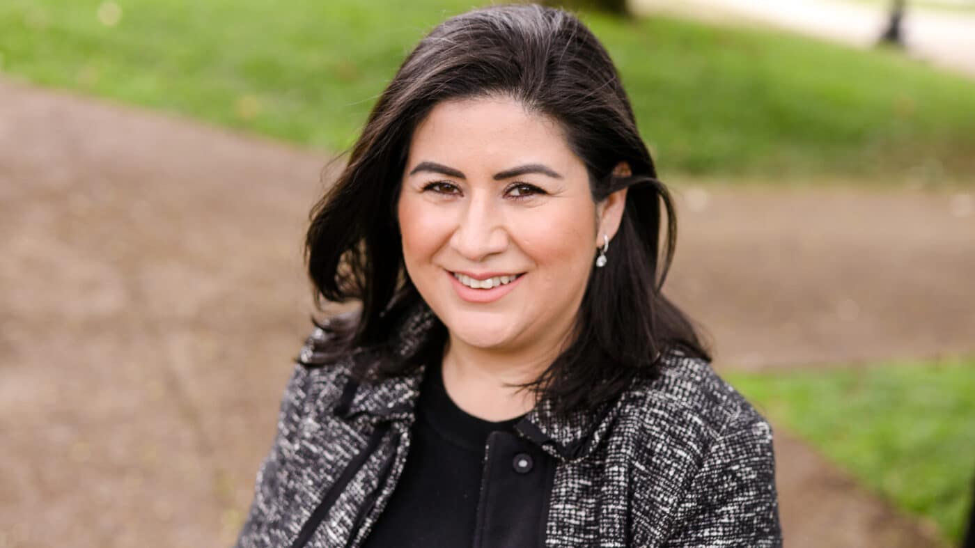 Tiana Ochoa is running a write-in campaign for House District 13 and needs your help