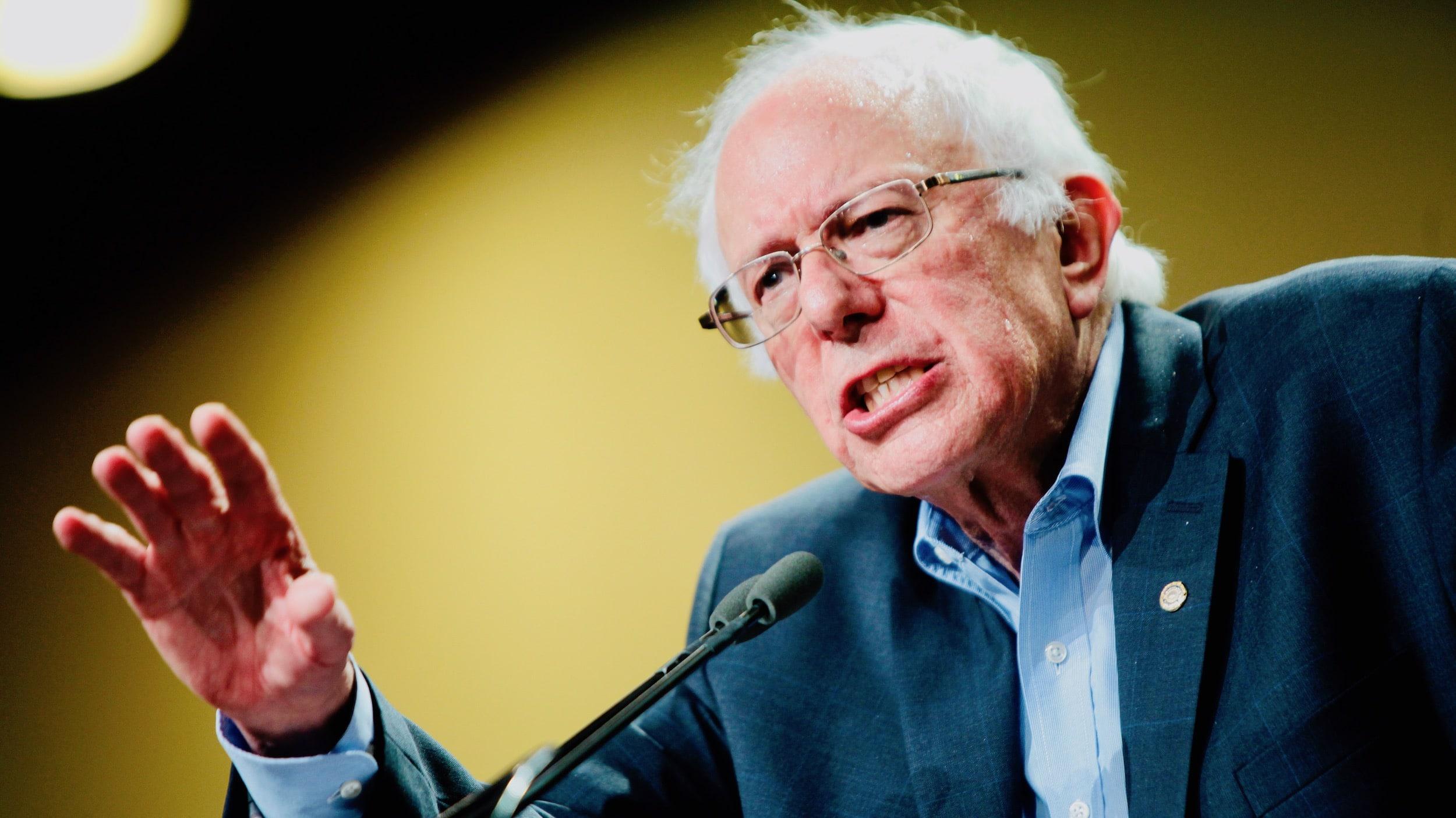 Photo for Bernie Sanders announces Rhode Island General Election endorsements