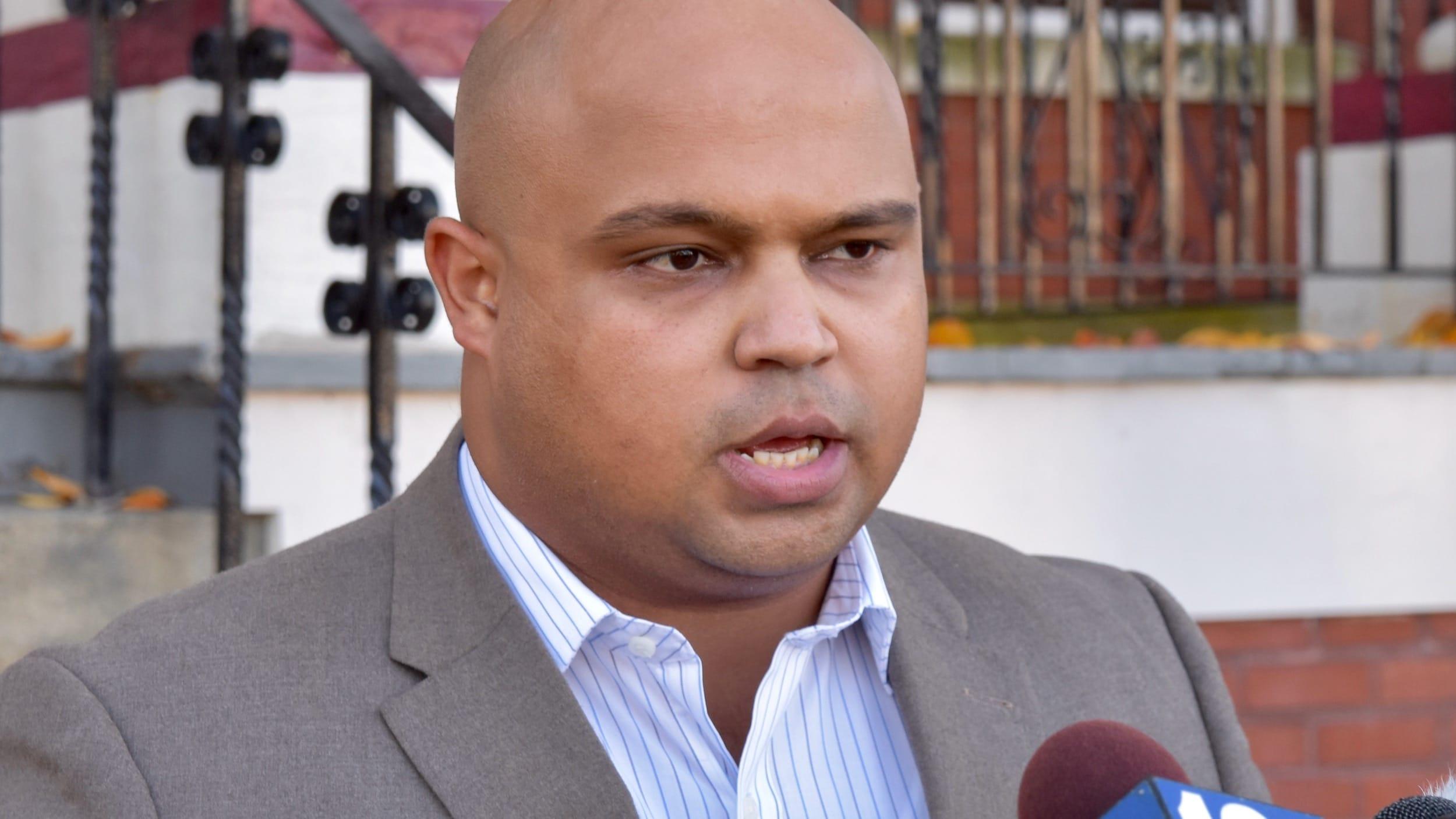 Photo for PERA Director Batista unilaterally releases Sgt Hanley video