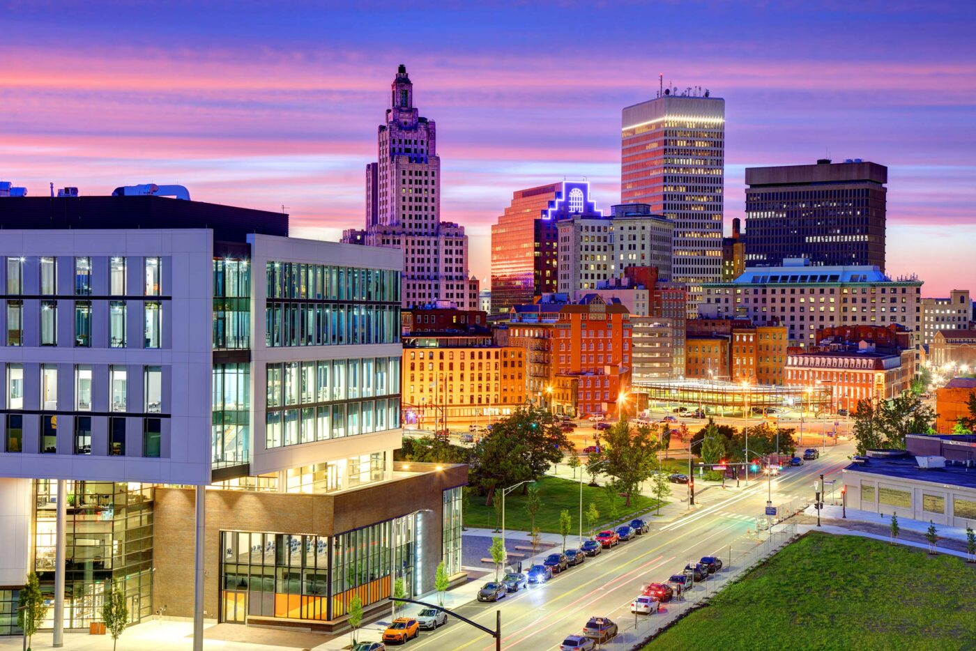 Providence announces new policies on climate justice
