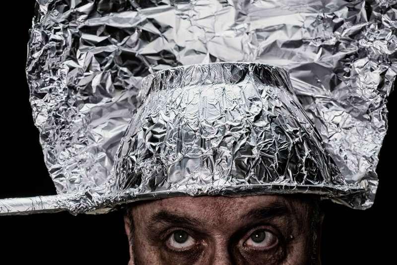 Can We Fix It: Tin Foil Hat Man Strikes Again!