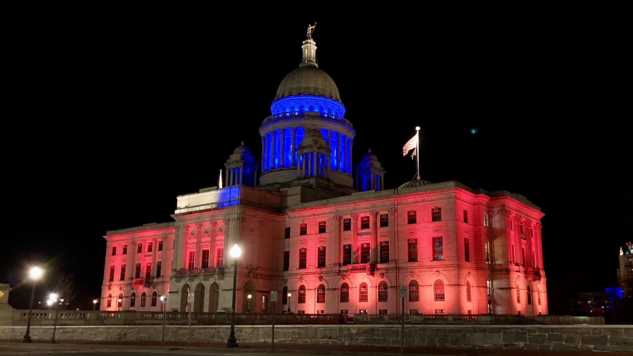 Photo for Rhode Island State House Monday, January 18, 2021 – Thursday, January 21, 2021