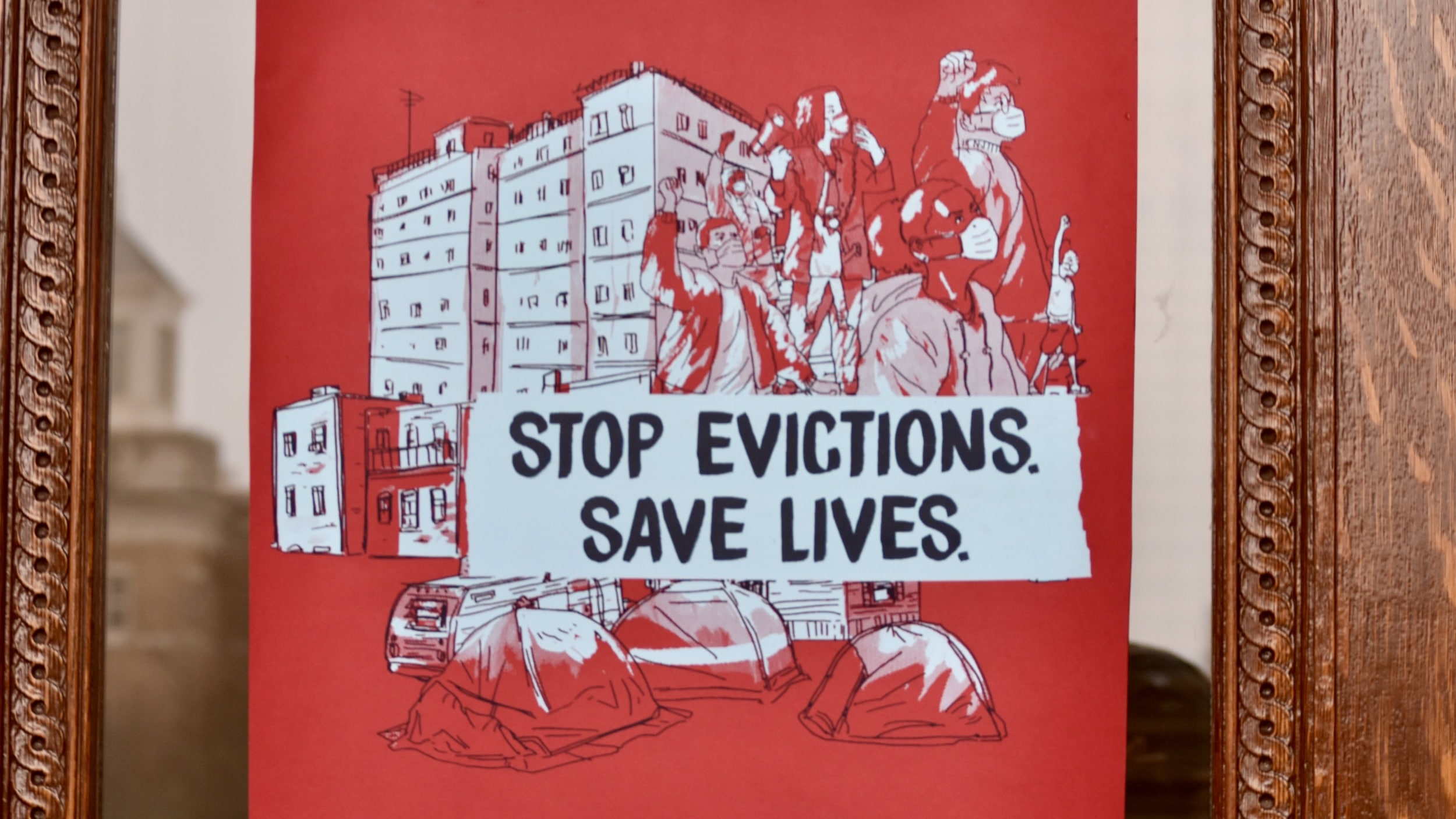 Photo for CDC Eviction Moratorium extended to June 30, but landlords are exploiting loopholes