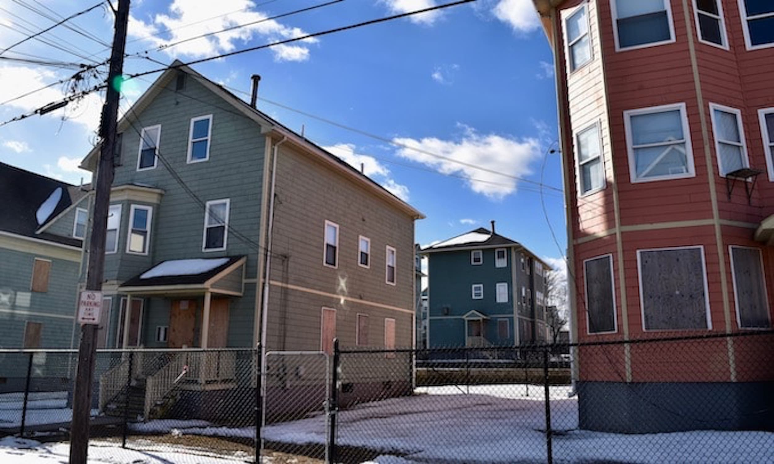 Photo for Report: Unless RI acts, hundreds are facing eviction and homelessness