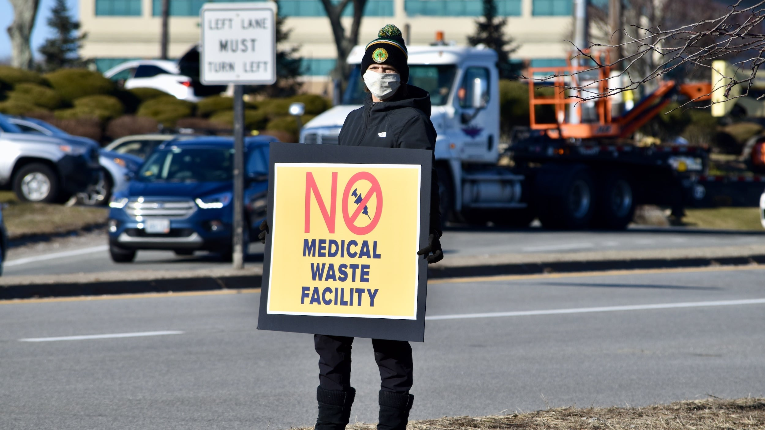 Photo for Attorney General Neronha expresses concerns over West Warwick Medrecycler pyrolysis facility